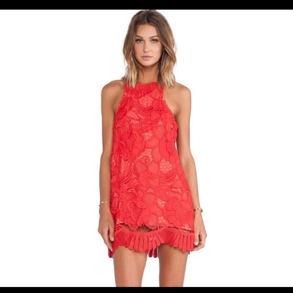 3e41135352b Lovers + Friends Dresses   Skirts - Lovers + friends Caspian shift dress